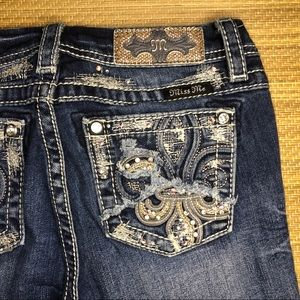 Miss Me Jeans Girl's Size 14